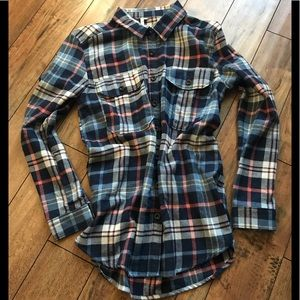 Boutique Button Up by Mona B